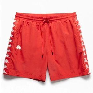NWOT Kappa 222 Banda Coney Athletic/Swim Shorts